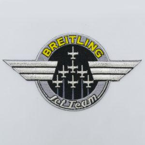 Patch Breitling Jet Team