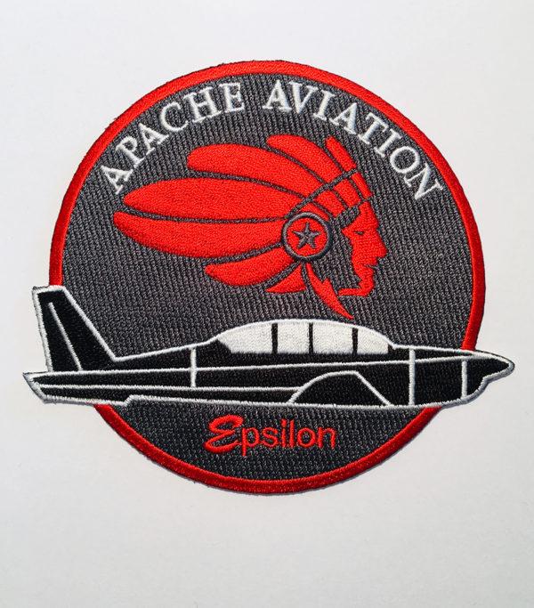 apache aviation ecusson epsilon