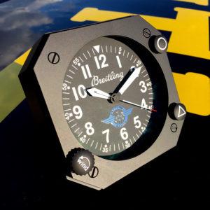 Desk Clock Breitling Jet Team Ultra Collector