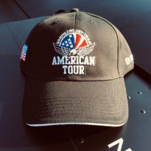 Casquette Breitling Jet Team US Tour